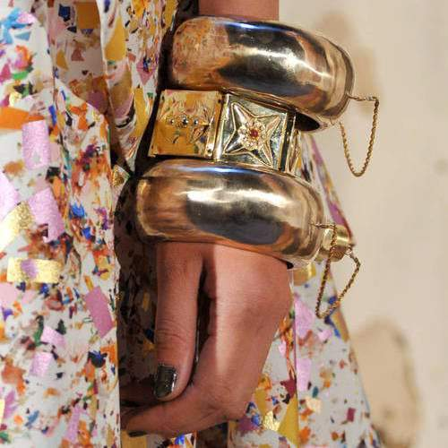 My 10 Holiday Travel Must Haves- Innovative Cynthia Rowley Flask Bangle