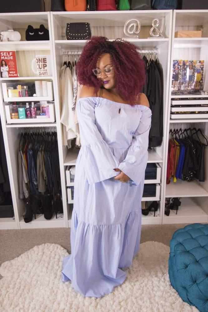 Marie Denee- The Curvy Fashionista