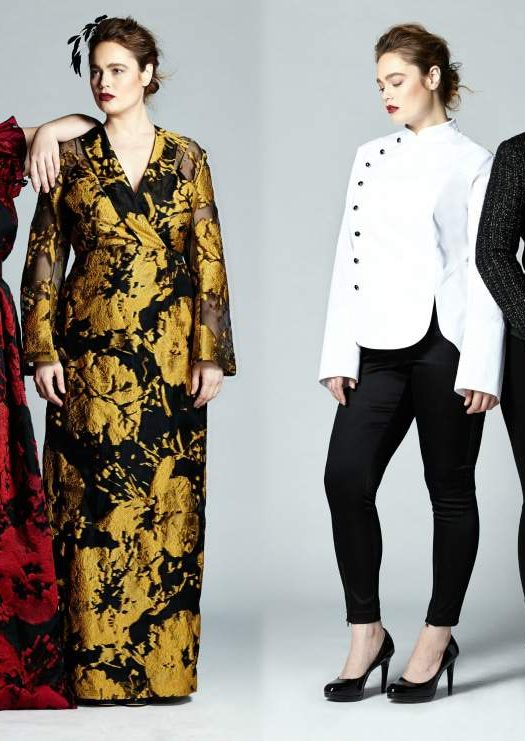 7 Plus Size Designers and Brands Would Kill At NYFW