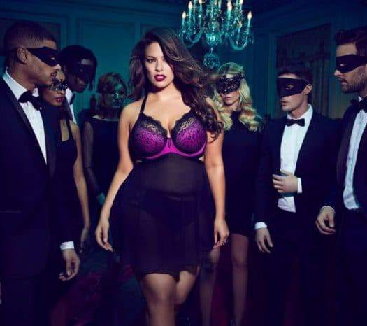 First Look: Ashley Graham X Addition Elle's Dark Beauty Collection