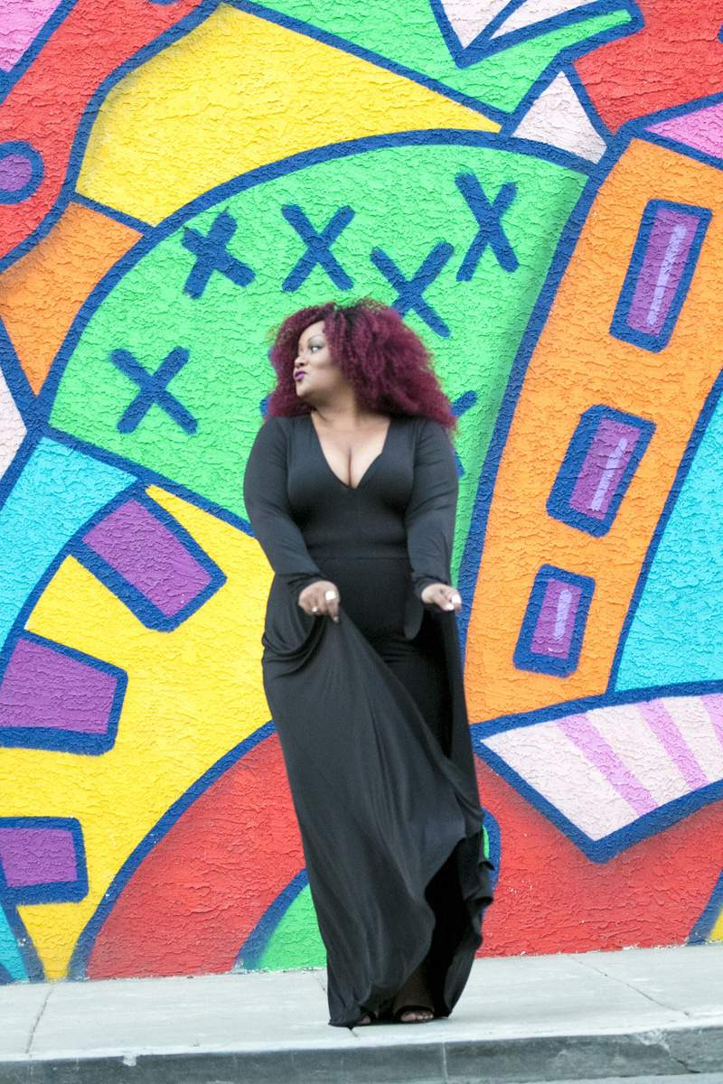 Marie Denee- The Curvy Fashionista in Chic and Curvy