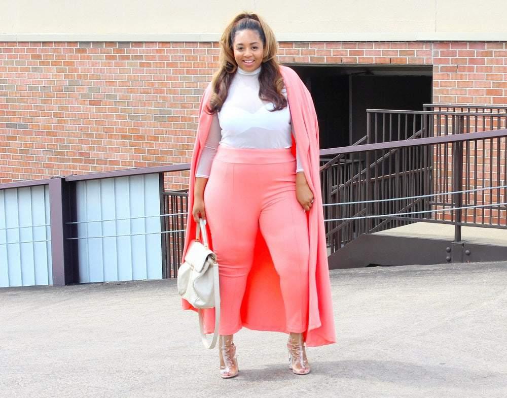Fashion Blogger Spotlight- Meet Tameka of Embellished Dame