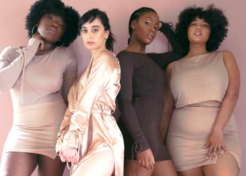 Plus size Blogger Launches Her Own Clothing Line- By Nadia