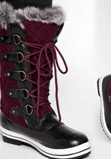 Cold Weather Boots Under $100