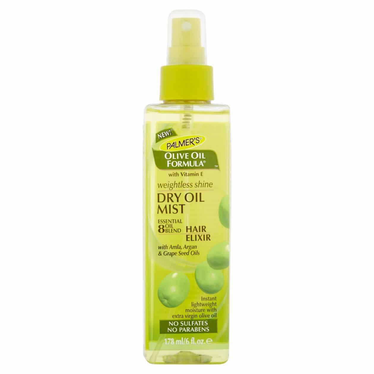Palmer's Olive Oil Formula Dry Oil Mist Hair Elixir