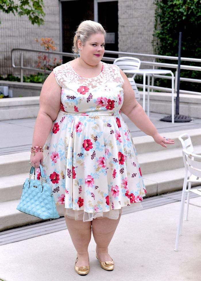 Plus Size Blogger Spotlight- Lisa of Mustang Sally Two