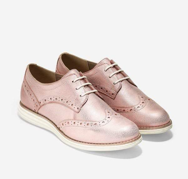Currently Obsessed With: Rose Gold Sneakers