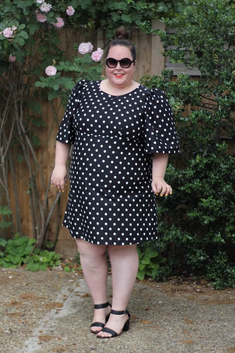 Plus size blogger- Hannah wears