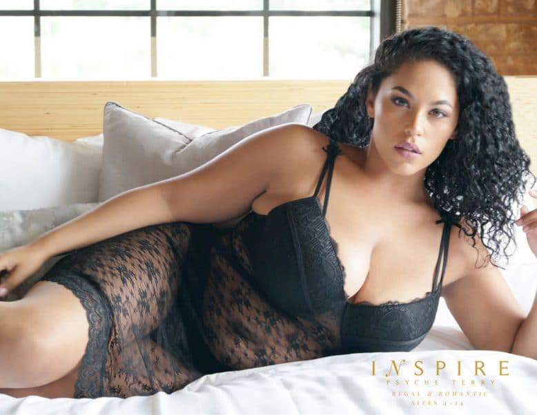 First Look: Inspire Psyche Terry Goddess Bra Collection