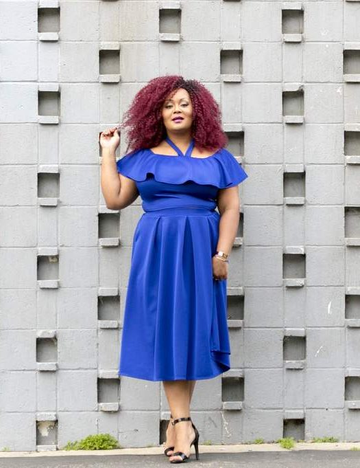Marie Denee in Chic and Curvy