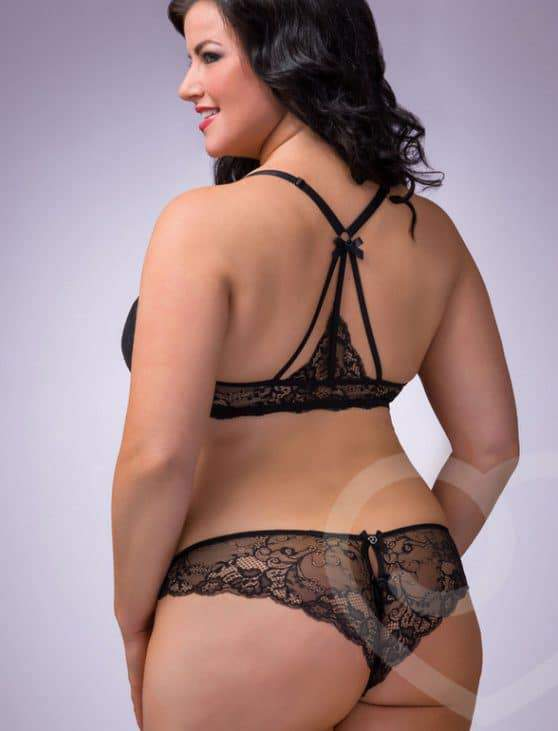 20 Plus Size Chonies for Your Boudoir and Valentine's