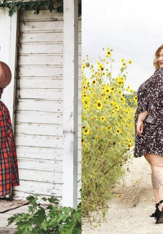 Plus size blogger spotlight- Fat Girl Flow