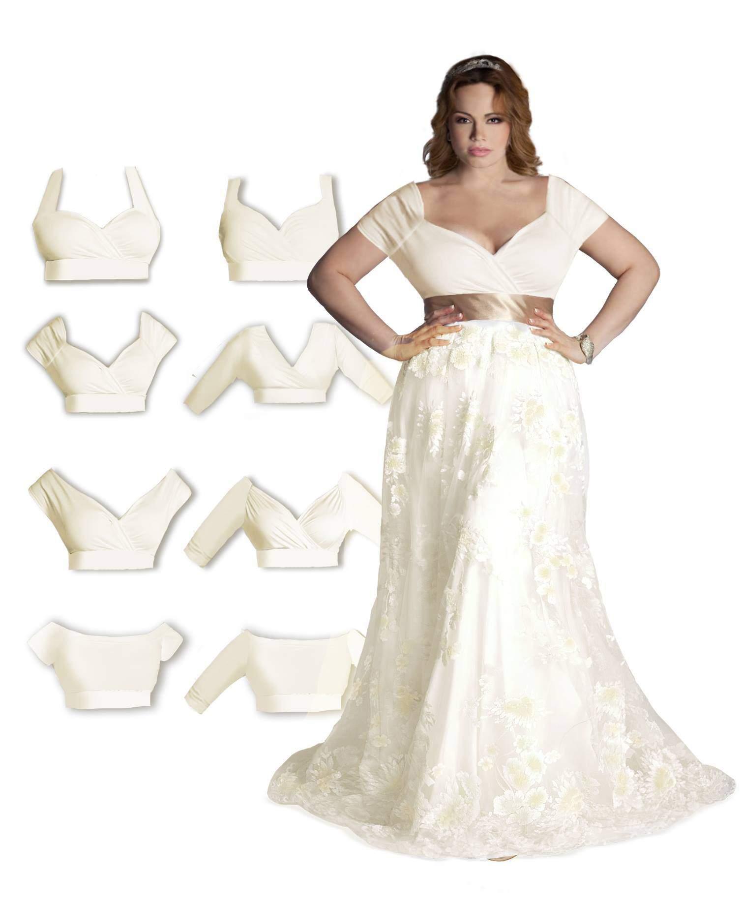Plus size designer Yuliya Raquel
