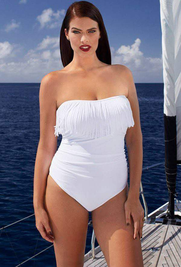 10 One-Piece Swimsuits That'll Have You Poolside Pretty!