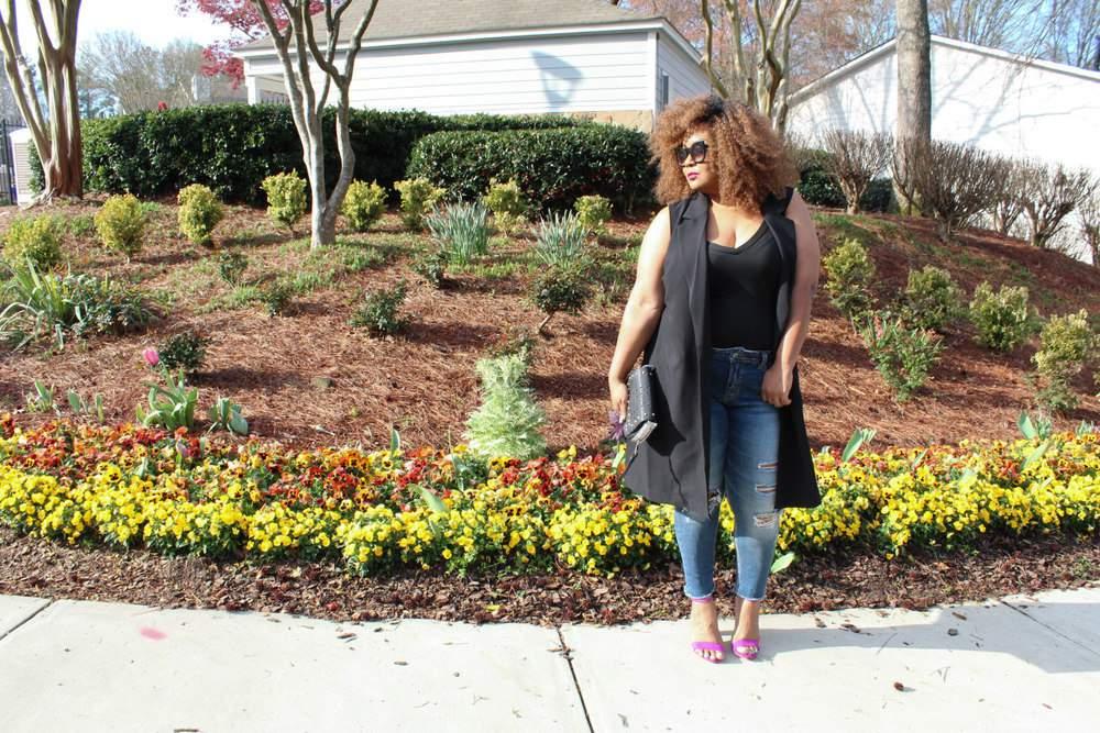 Plus Size Blogger- Marie Denee of The Curvy Fashionista