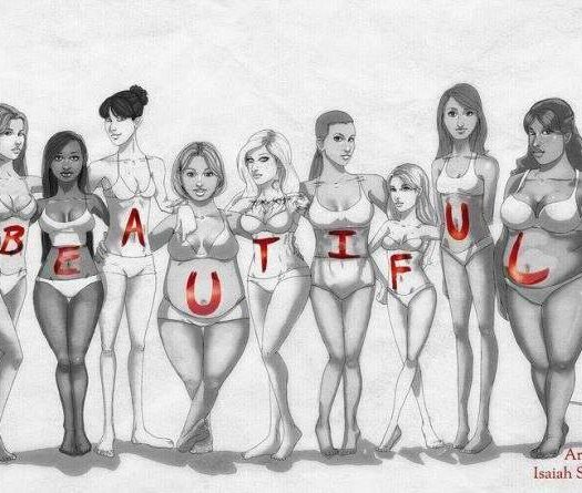 every-woman-is-beautiful by Isaiah Stephens
