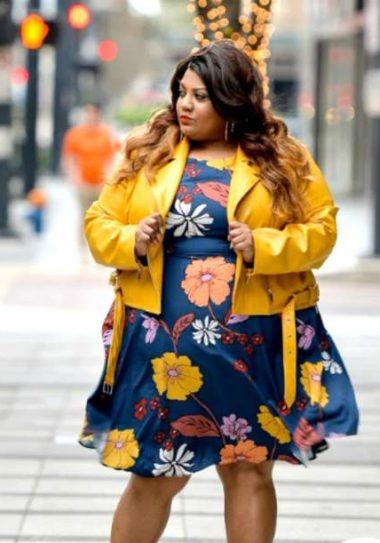 Plus Size Blogger Spotlight- Shakera Real Sample Size