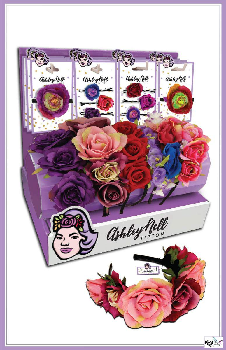 Ashley Nell Tipton Plus size accessories