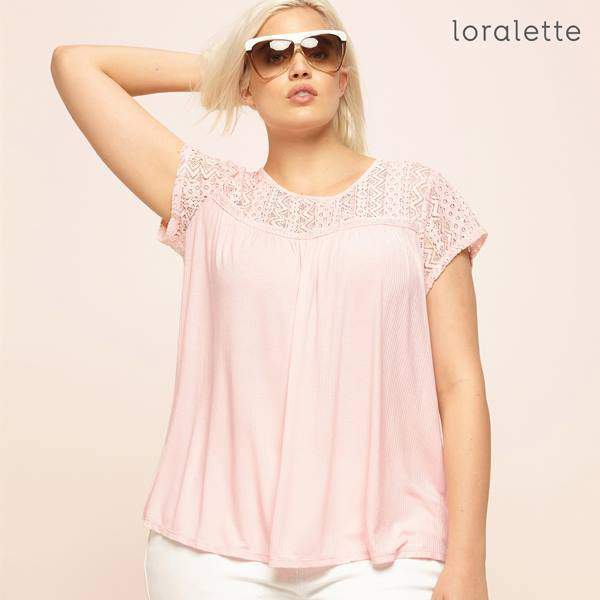 The Avenue Launches New Plus Size Brand- Loralette