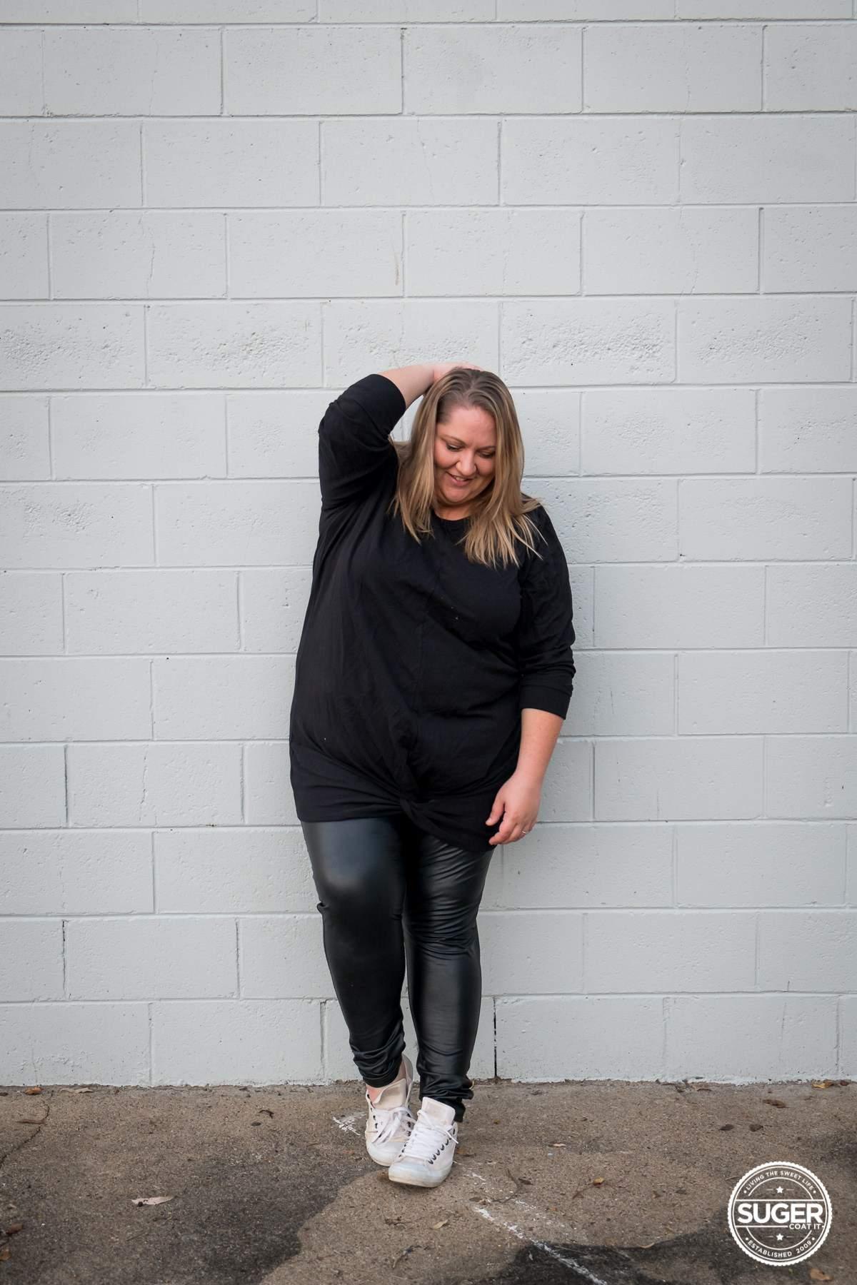 Meet Plus Size Blogger, Melissa of Suger Coat It