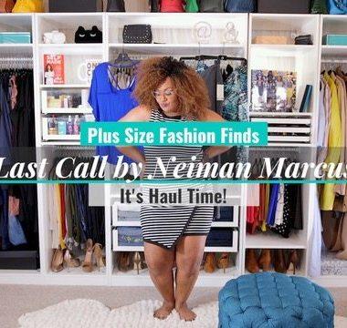 Neiman Marcus Last Call Plus Size