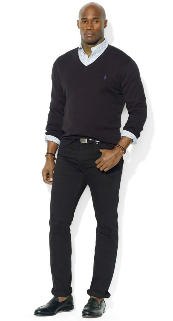 Polo Ralph Lauren® V-Neck Sweater
