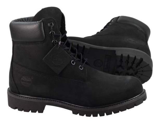 """Timberland® 6"""" Premium Work Boots at DestinationXL.com"""