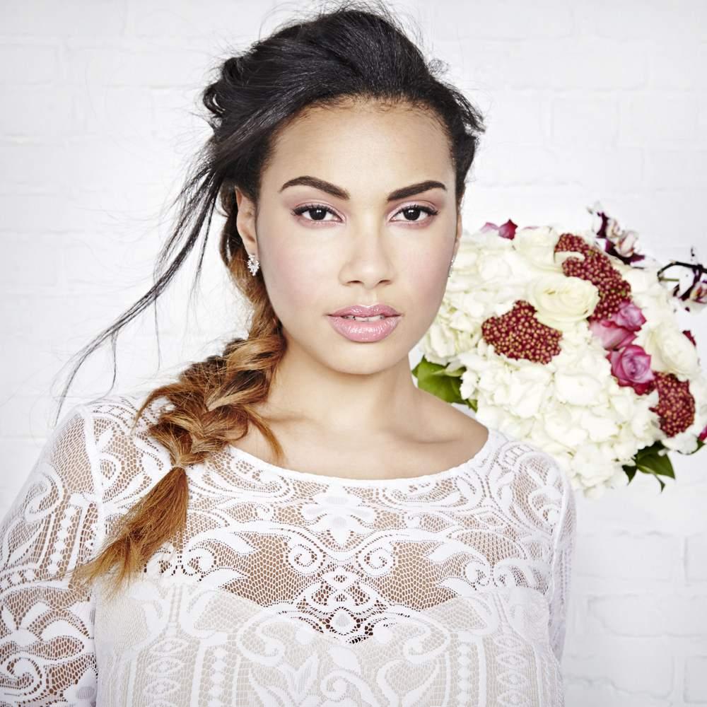 Addition Elle Plus size bridal