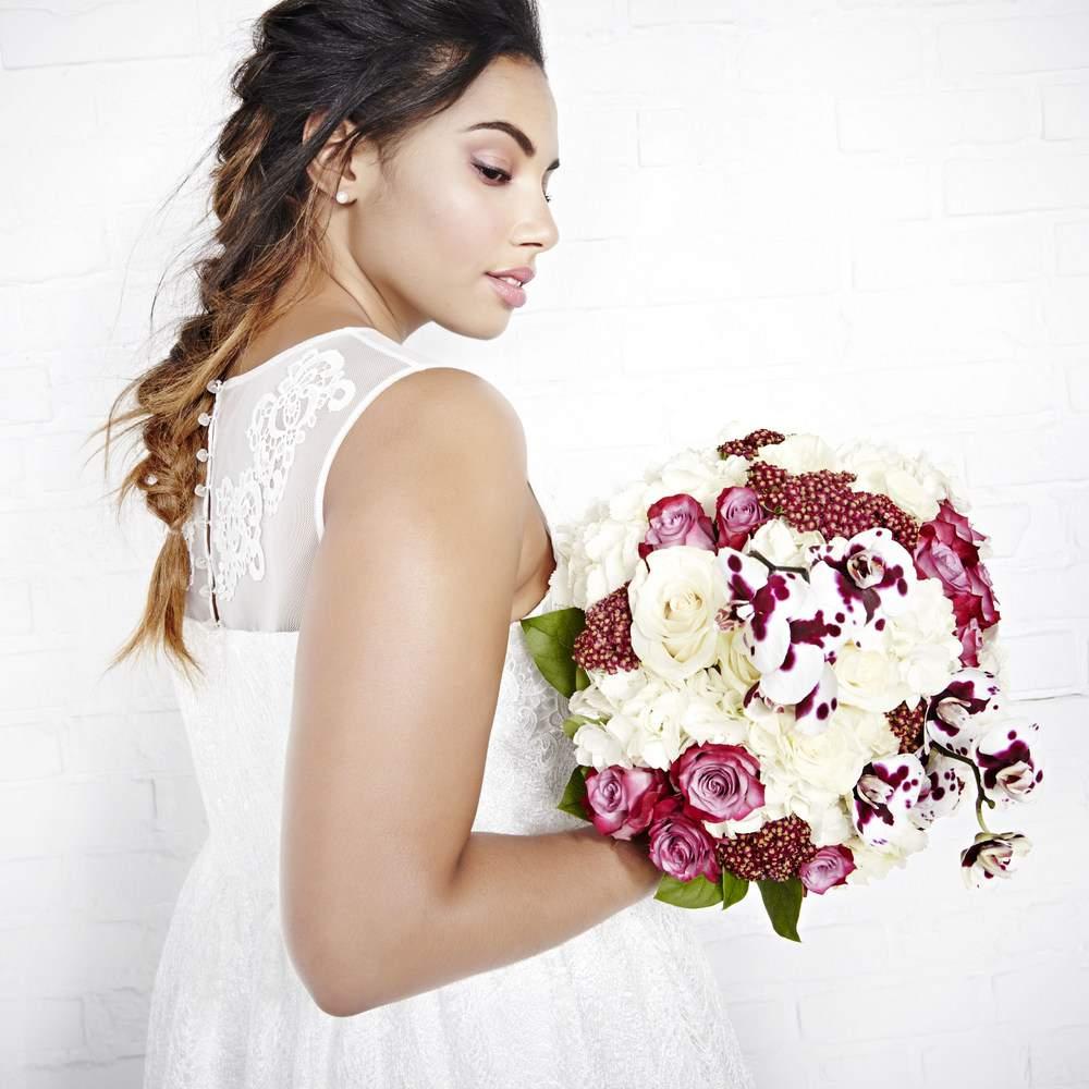 Addition Elle Plus size wedding Dress