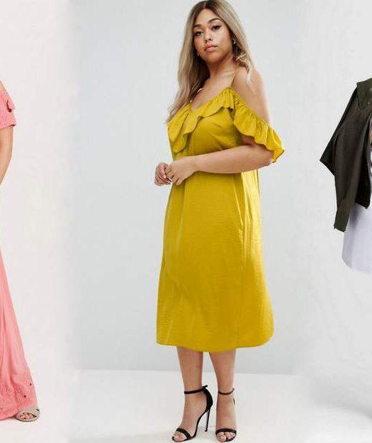 National Dress Day plus size favorites