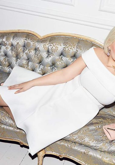 QUIZ Clothing Launches Plus Size Line Curve Featuring Felicity Hayward