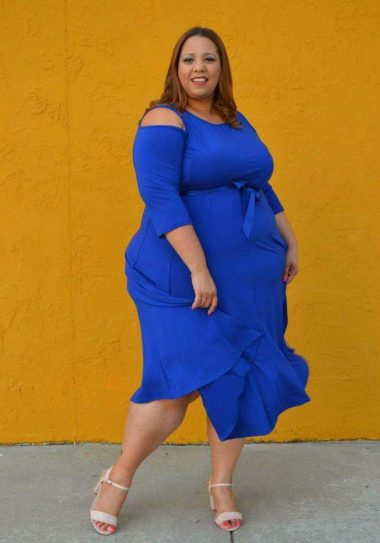 Fashion Blogger Spotlight:  Farrah of Estrella Fashion Report