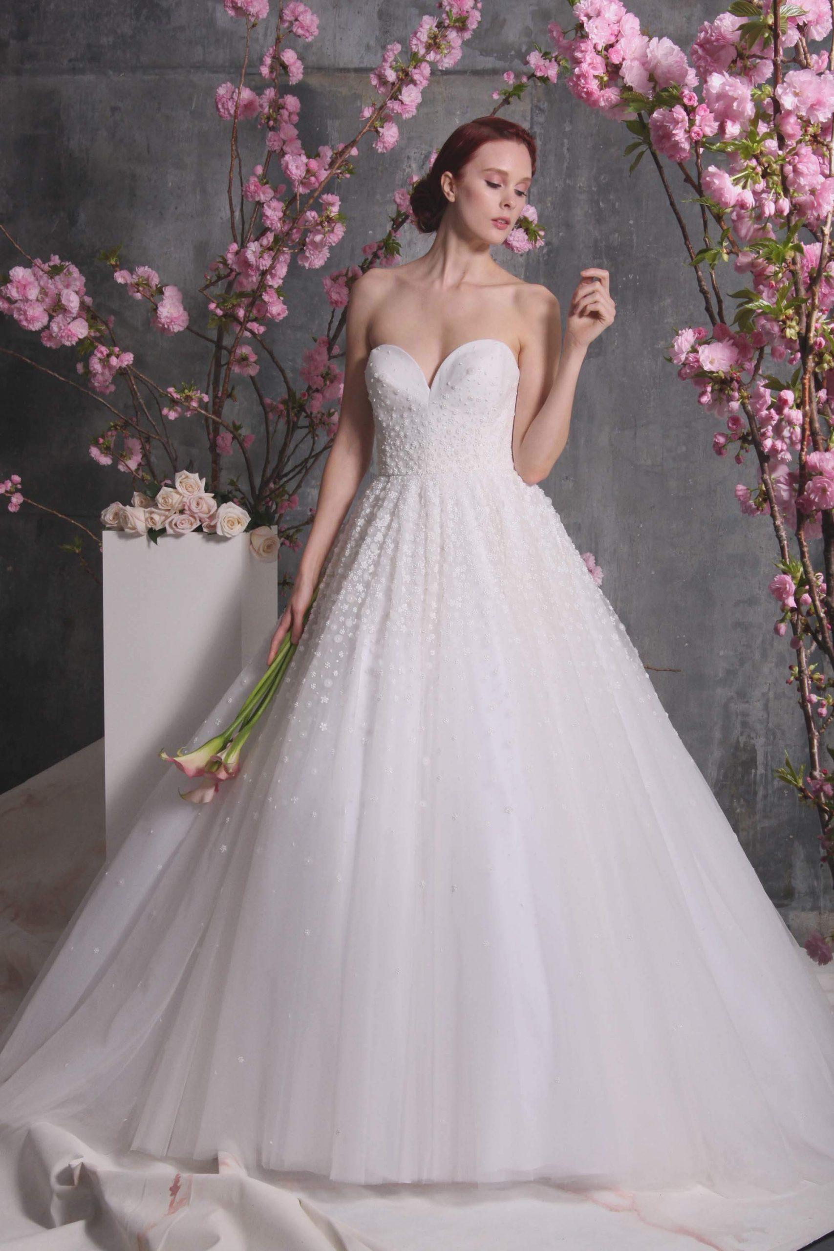 Christian Siriano Spring 2018 Bridal, Plus size bridal, plus size designer