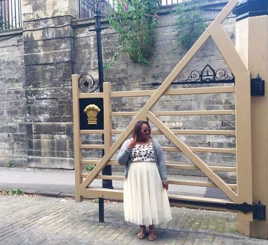 Fashion Blogger Spotlight, Isha of An Autumns Grace, Plus size Blogger