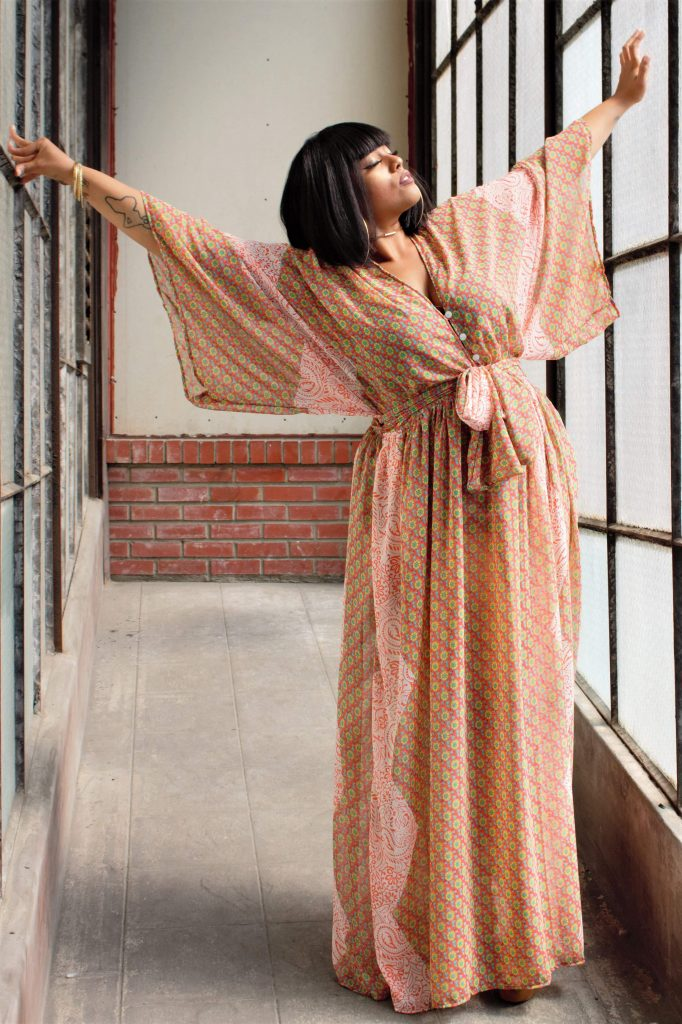 First Look: Zelie For She Vintage Love Collection