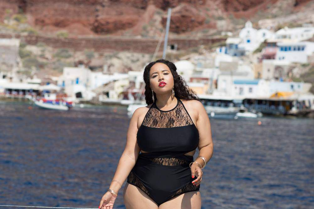 GabiFresh x Swimsuits for All plus size swim collection