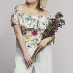 Evans Spring 2017 Campaign featuring Hayley Hasselhoff