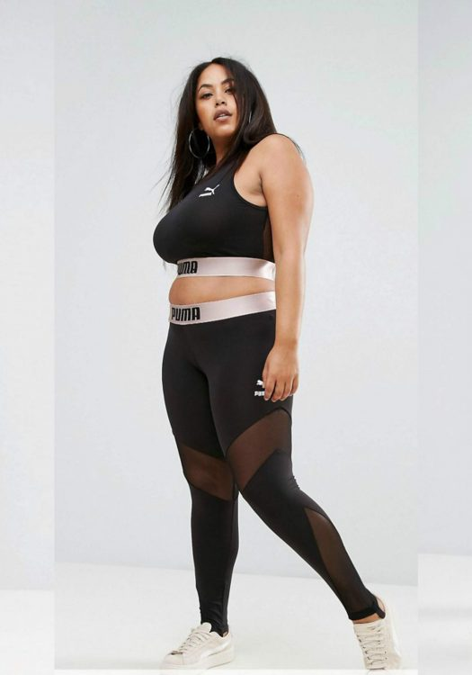 ASOS x Puma Launch an Exclusive ASOS Curve and Big & Tall Collection!