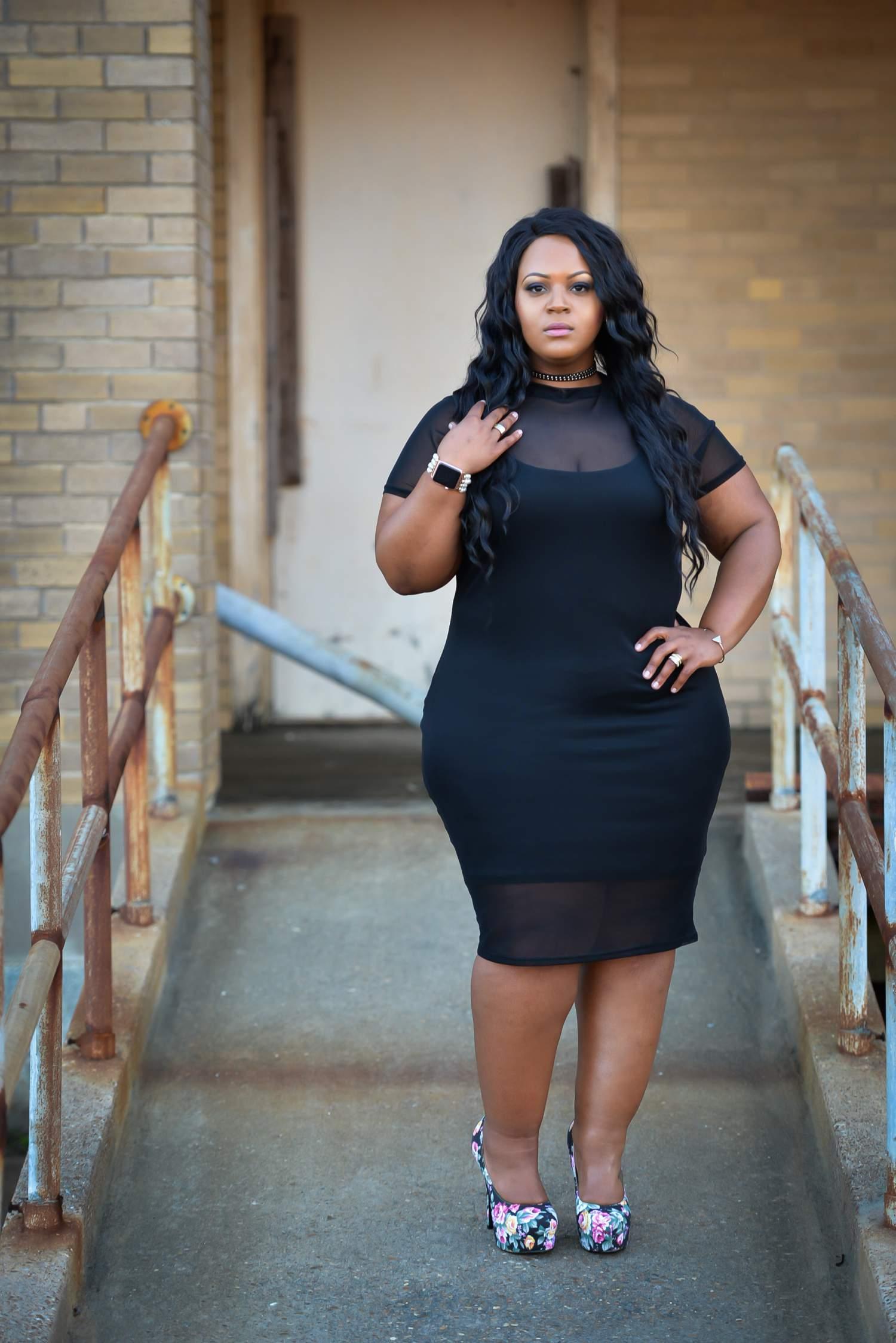 Plus Size Blogger Spotlight- Ms Be You, Do You