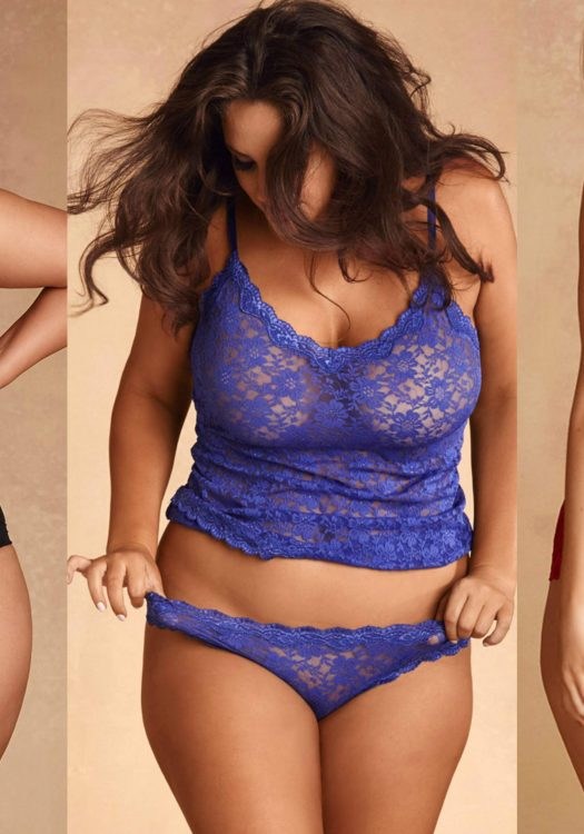 Take a Peek! 15 Fancy Plus Size Panties to Try!