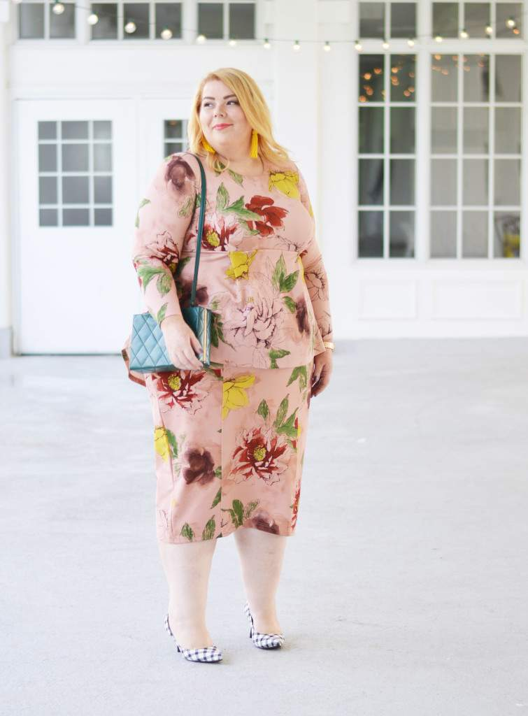 Plus Size Blogger- Amanda of Latest Wrinkle