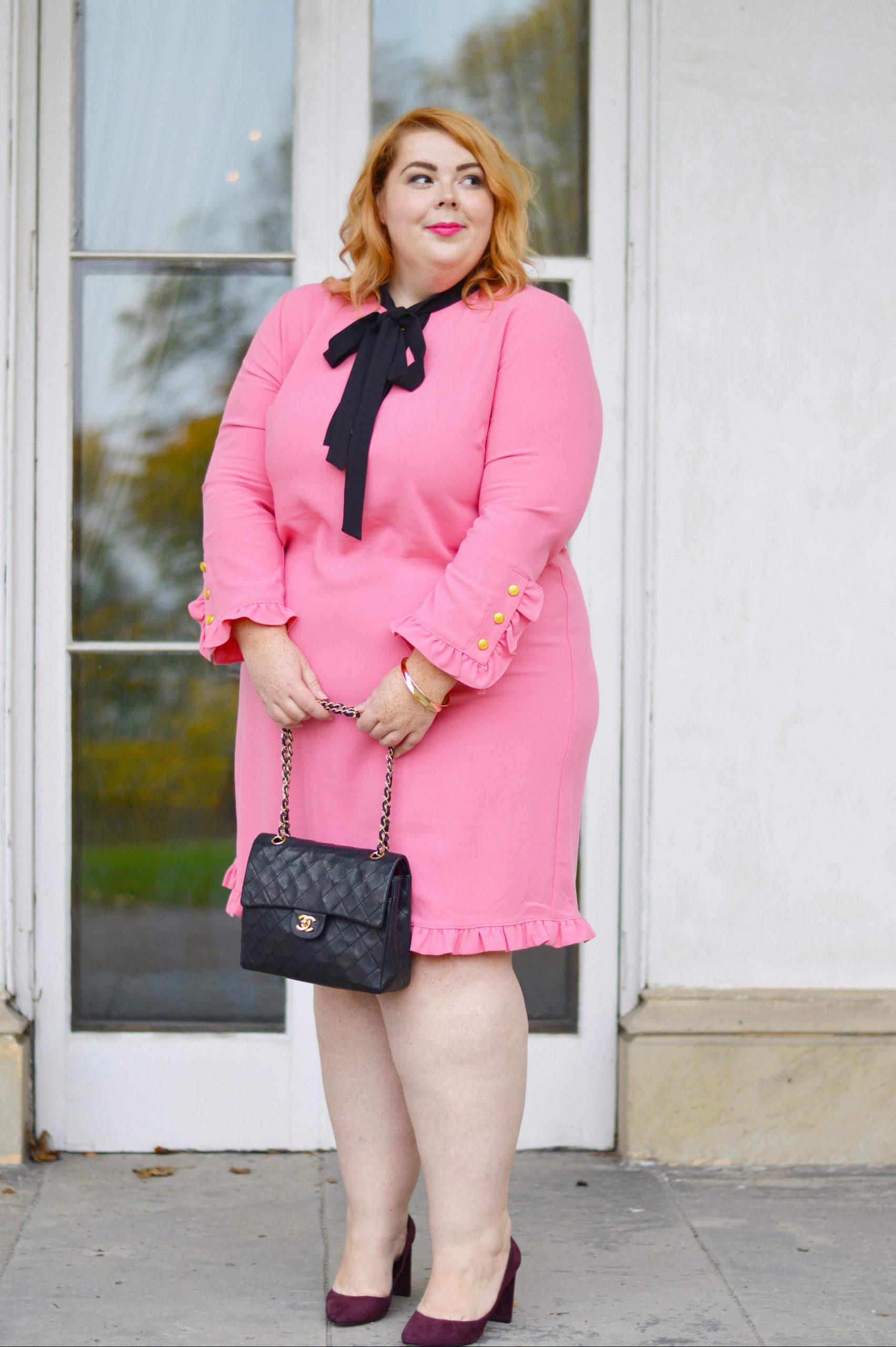Plus Size Fashion Blogger Spotlight on Amanda of Latest Wrinkle