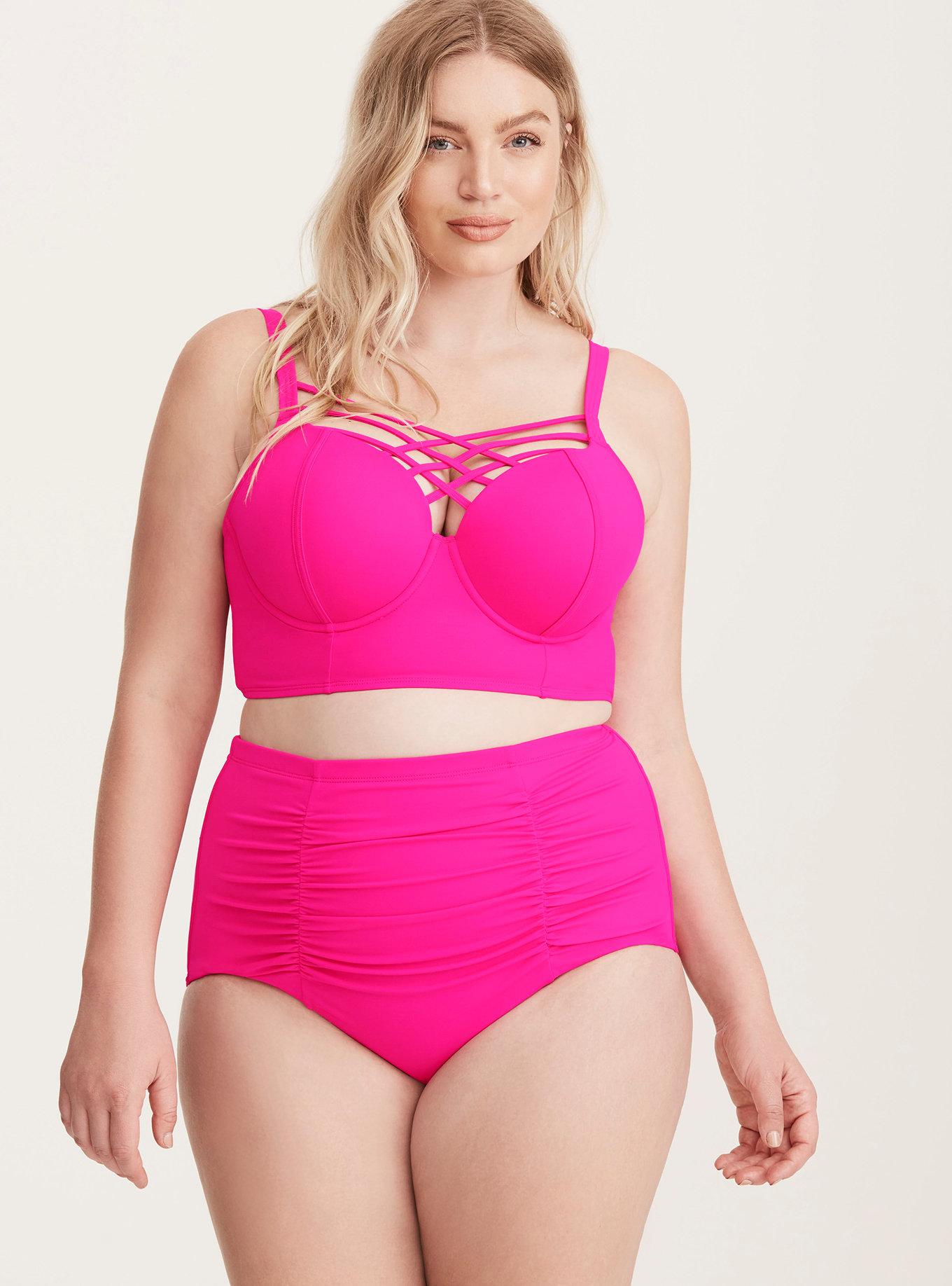50 Plus Size Swimsuits under $100