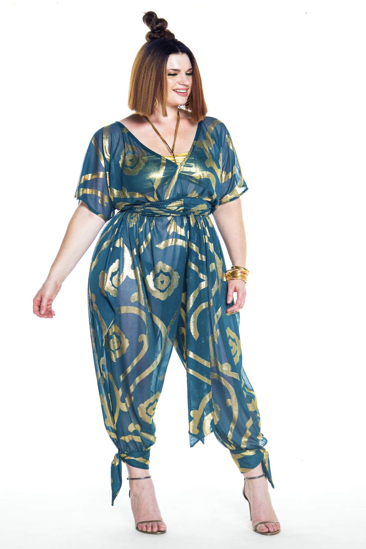 Jibri Plus Size Poolside Collection
