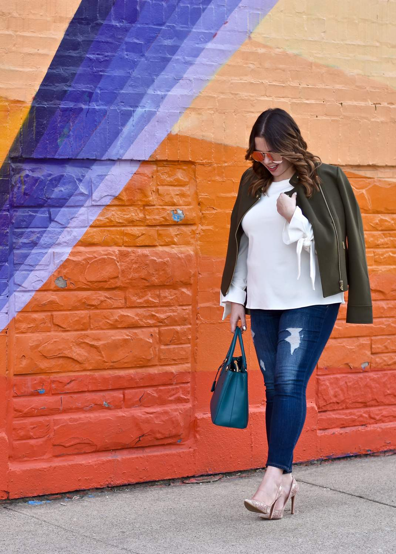 Plus size blogger spotlight- Fashion love letters