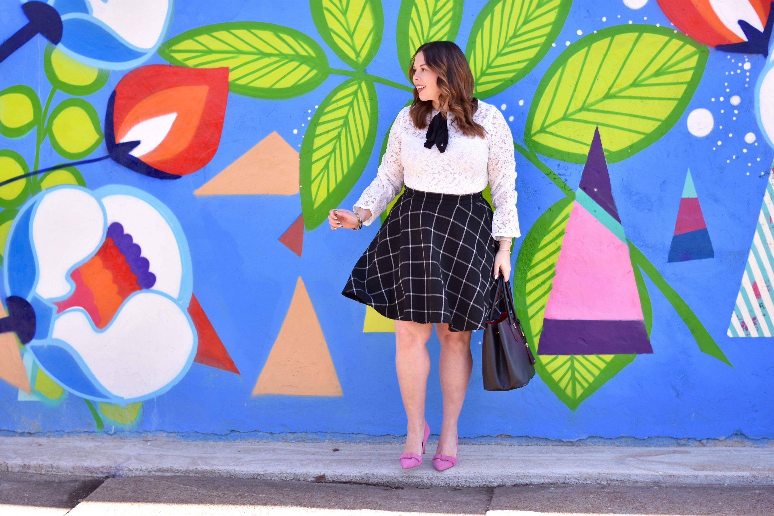 Plus Size Blogger, Denise of Fashion Love Letters