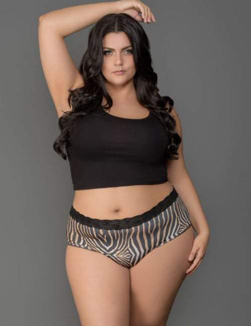 You Oughta Know: Plus Size Lingerie from Miimii Intimates
