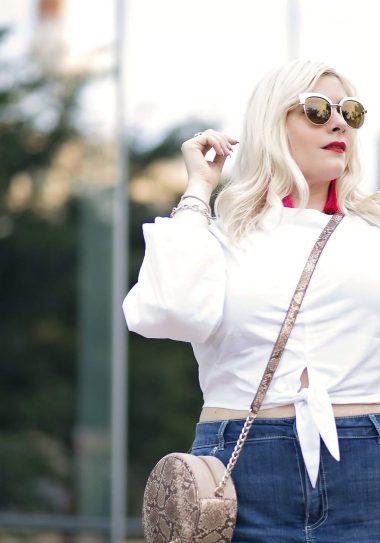 Fashion Blogger Spotlight:  Dani of Blonde in the District