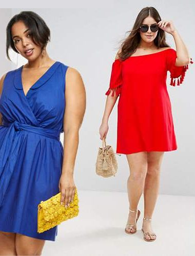 10 Totally Wearable Plus Size Outfits For The 4th Of July