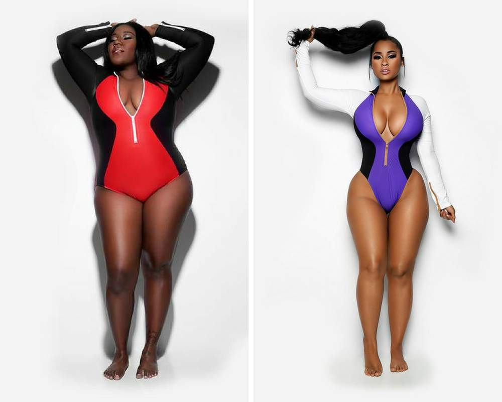 Meet TPlus: Tammy Rivera's Bold New Plus Size Swimwear Line